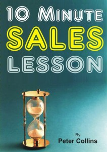 10 Minute Sales Lesson - Colour
