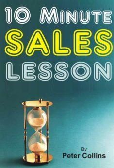 10 Minute Sales Lesson - Colour