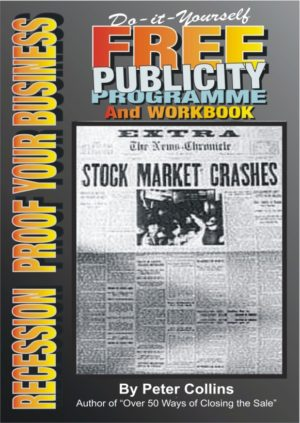 Free Publicity Workbook - Colour