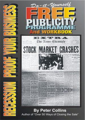 Free Publicity Workbook - Colour