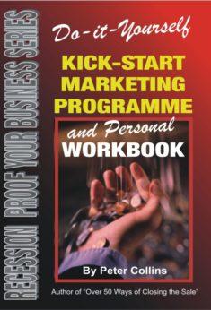 Kick-Start Marketing Workbook - Colour