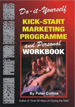 Kick-Start Marketing Workbook - Colour