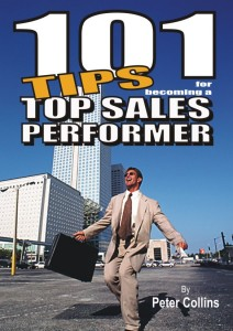 101 Tips for becoming a Top Sales Performer