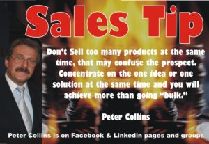 sales-tip-dont-sell-too-many