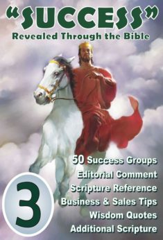 Success Through the Bible - Book 3