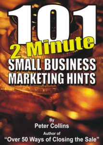 101 2 Minute SB Marketing Hints - Colour