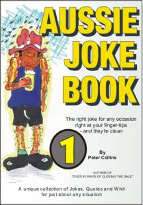 Aussie Joke Book - 1
