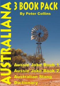 Australiana 3 Book Pack
