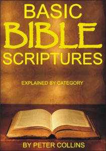 Basic Bible Scriptures