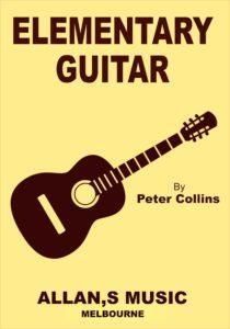 Elementary Guitar Allans Music