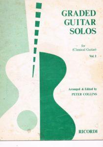 Graded Guitar Solos