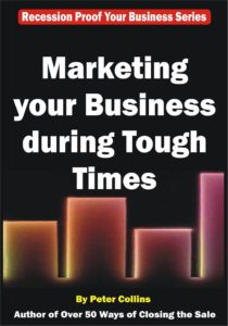 Marketing Your Business During Tough Times