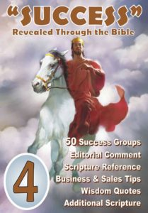 Success Revealed Through the Bible - Book 4
