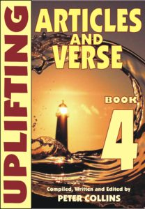 Uplifting Articles and Verse - 4