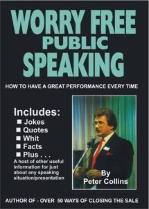 Worry Free Public Speaking
