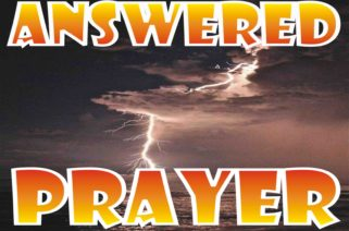 Answered Prayer 2
