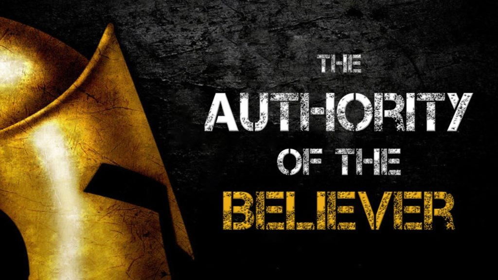 Authority of the Believer (2)