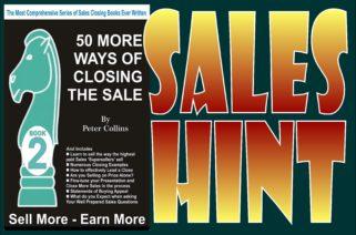 Sales Hint 06