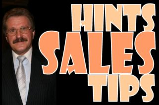 Sales Hints and Tips 02