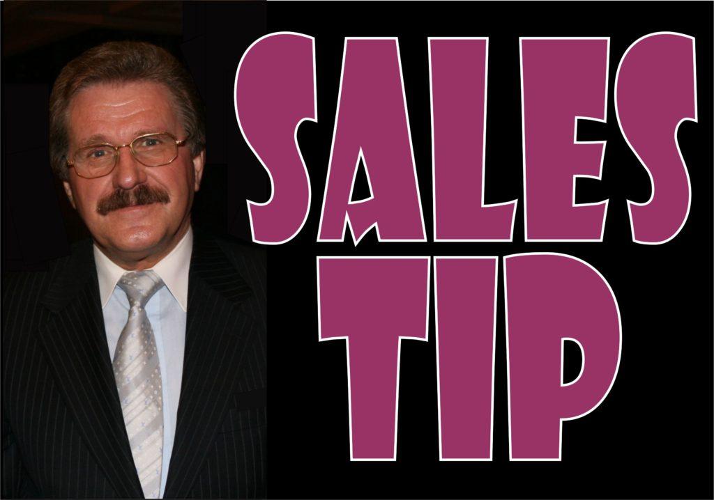 Sales Tip 03