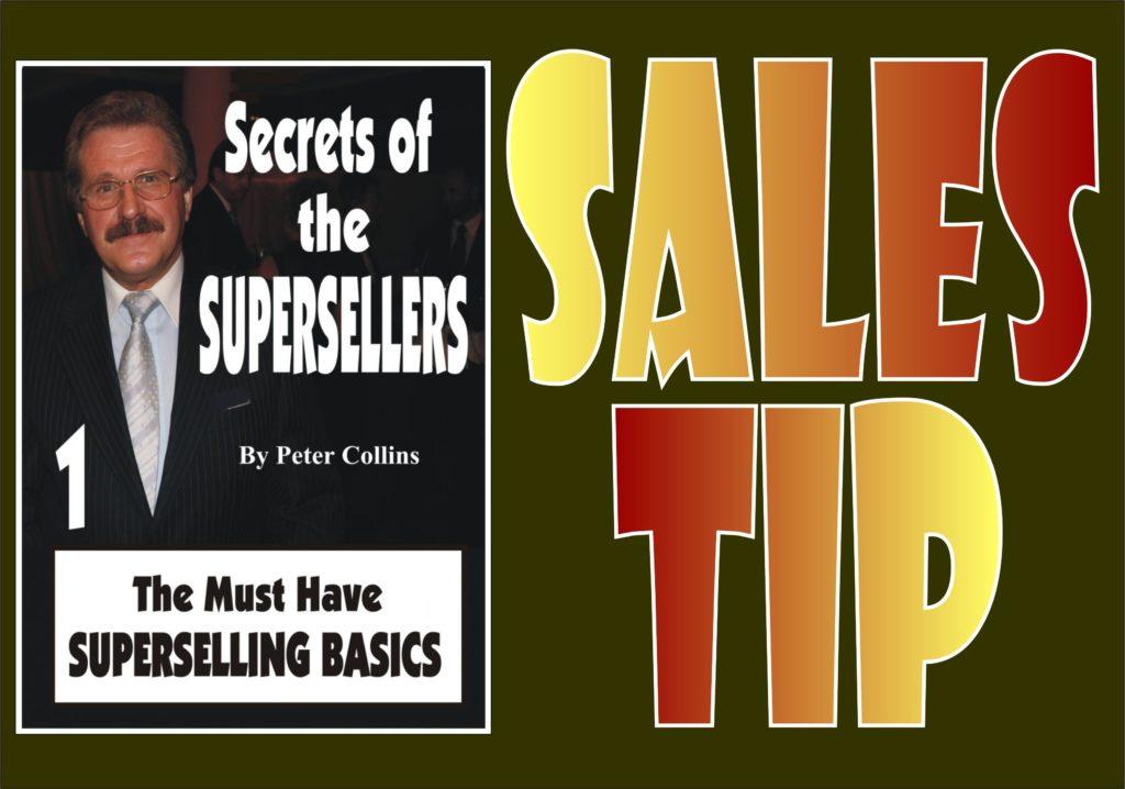 Sales Tip 04