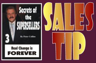 Sales Tip 06