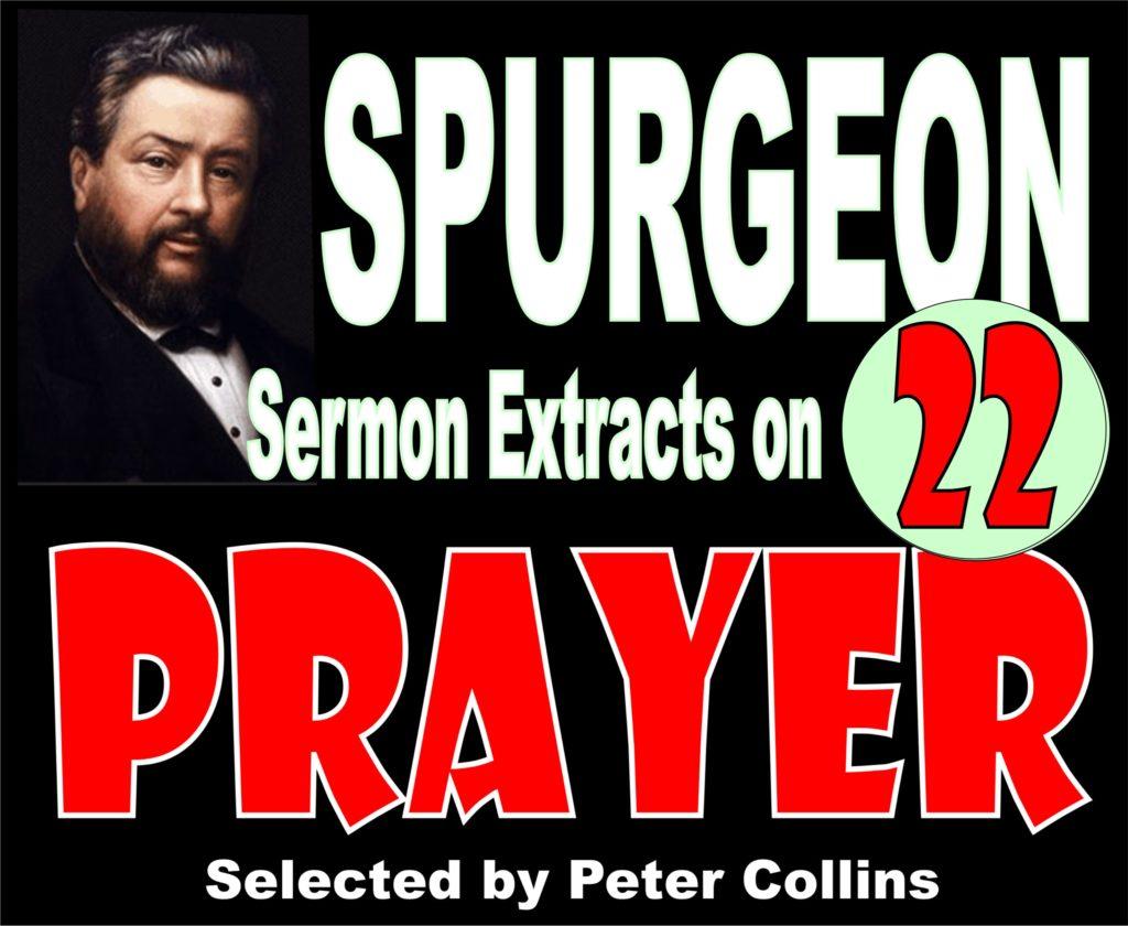 Spurgeon on Prayer 22