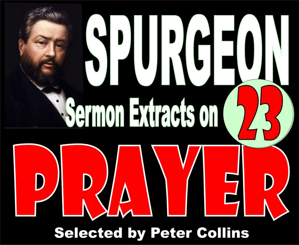 Spurgeon on Prayer 23