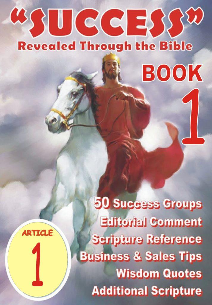 Success Bible Article 001