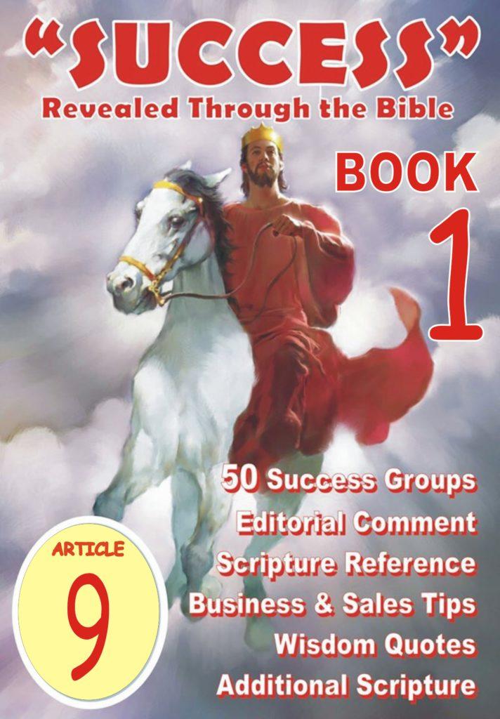 Success Bible Article 009