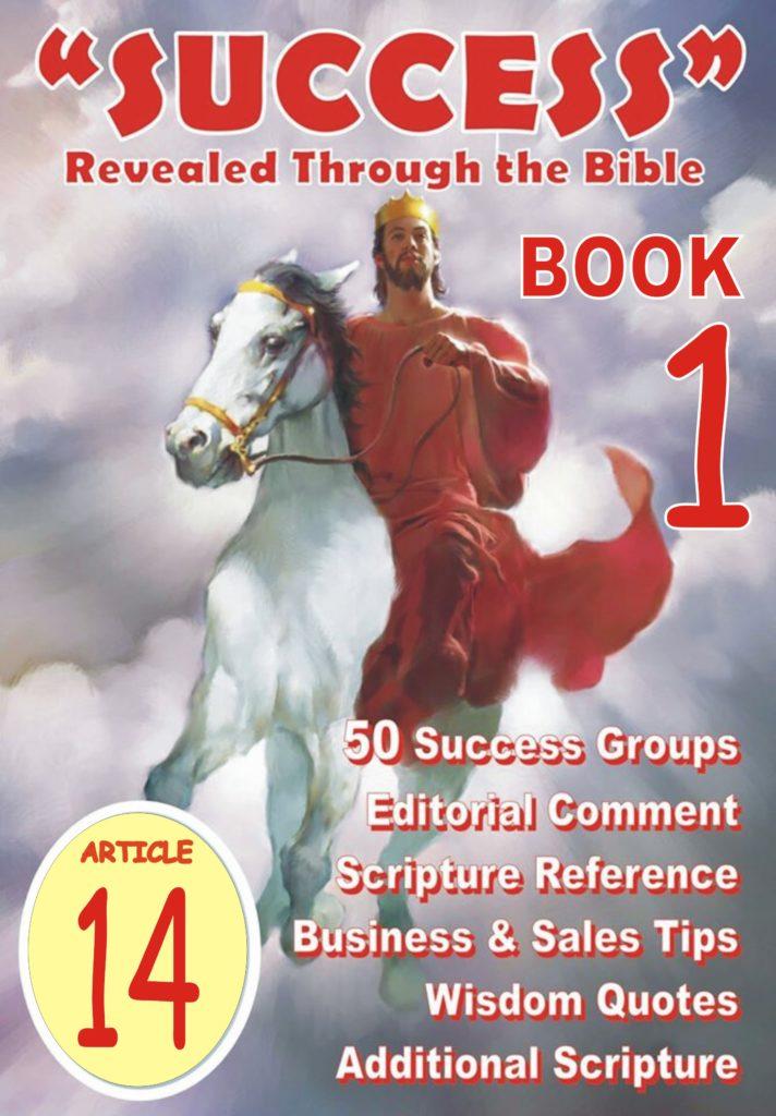 Success Bible Article 014
