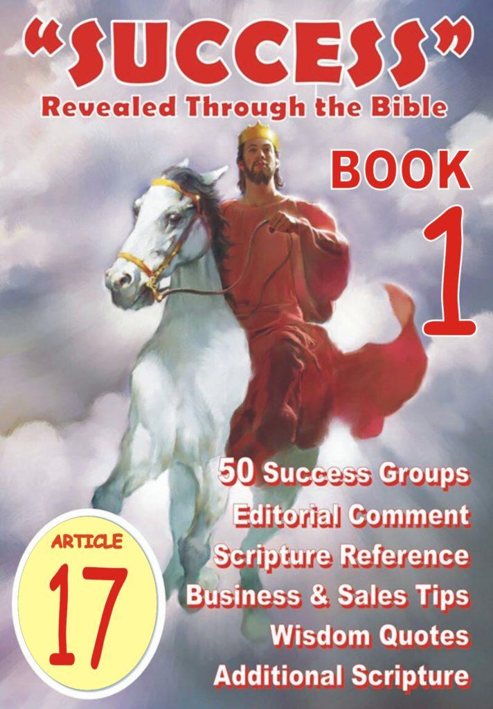 Success Bible Article 017
