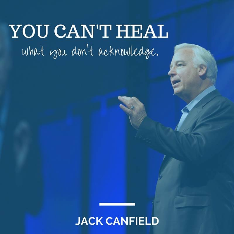 Canfield-Acknowledge-Cant-Heal