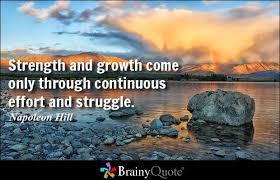Effort-Strength-Growth-Hill
