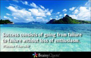 Enthusiasm-Failure-Going-Loss-Churchill