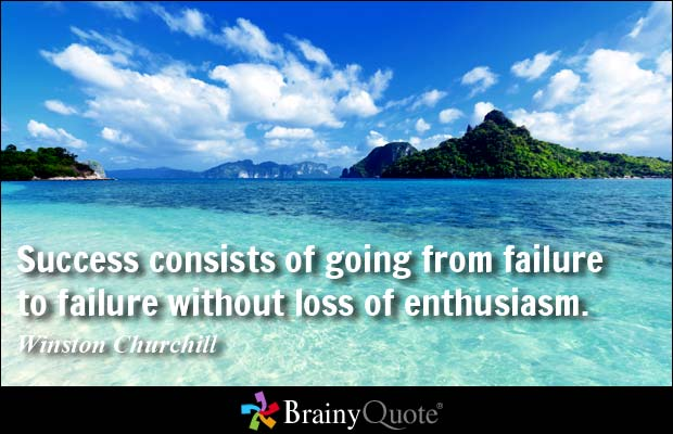 Failure-Going-Loss-Enthusiasm-Churchill