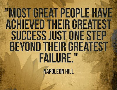 Hill-Greatest-Success-Failure