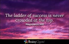 Hill-Ladder-Success