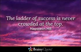 Ladder-Success-Top-Hill