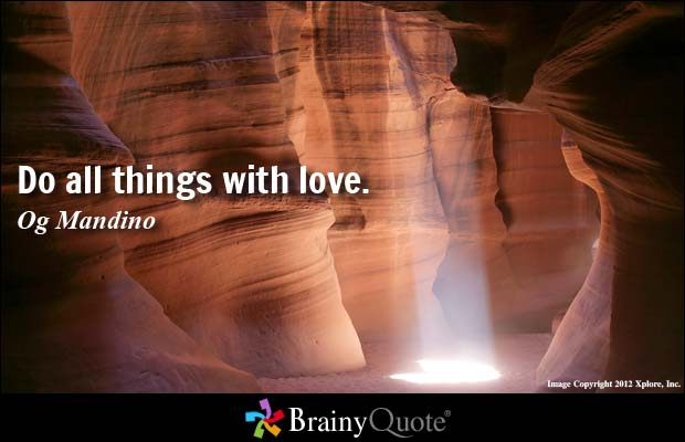 Mandino-All-Do-Love