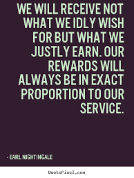 Nightingale-Wish-Earn-Proportion-Service-Receive
