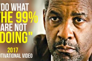 One of the Best Motivational Ever - Denzel Washington