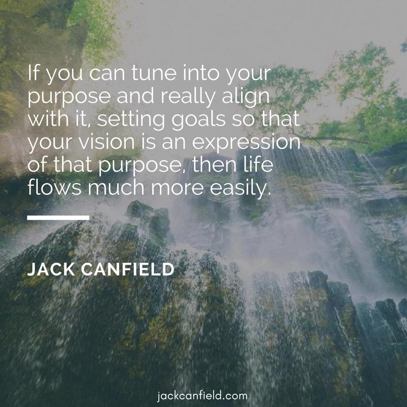 Purpose-Goals-Vision-Flow-Align-Tune-Canfield