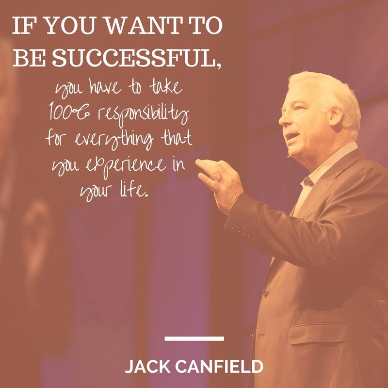 Responsibility-EverythingLife-Difference-Successful-Take-Canfield