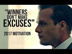 Winner Don't Make Excuses