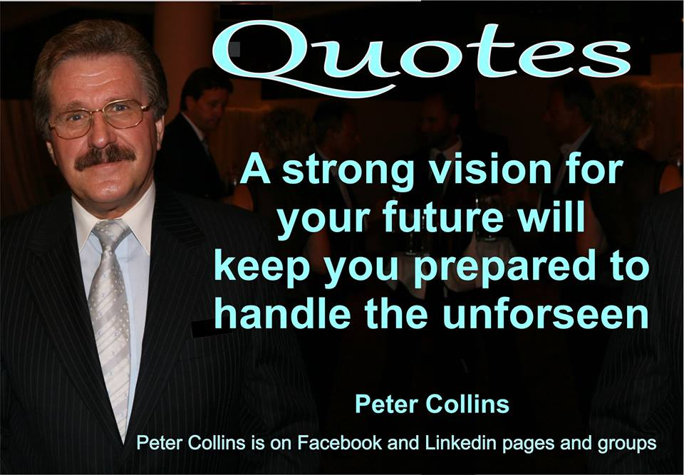 A STRONG VISION FOR YOUR FUTURE