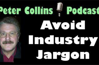 Avoid Industry Jargon