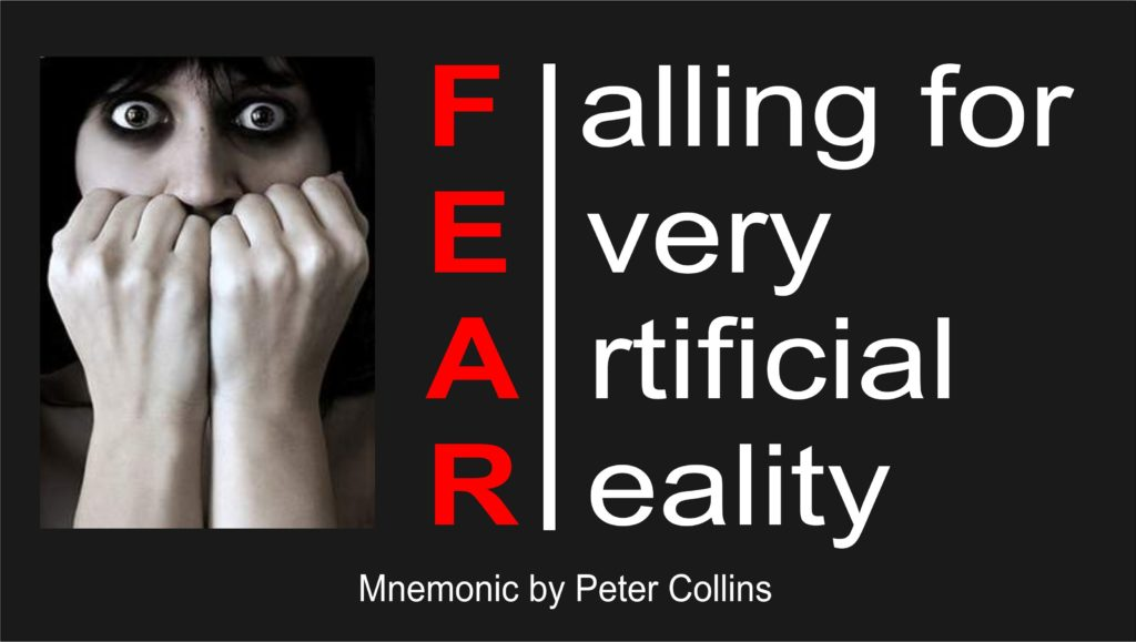 FEAR - Falling for Every Artificial Reality