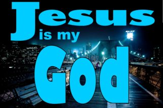 Jesus is My God