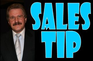 3 SALES TIPS EVERY SALESPERSON SHOULD LIVE BY